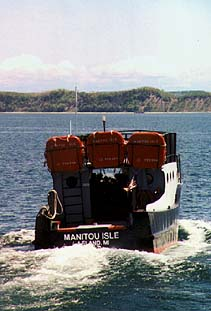 North Manitou Boat